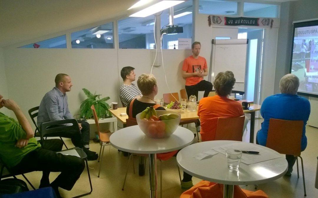 Lähirähinä-koulutukset Oulussa