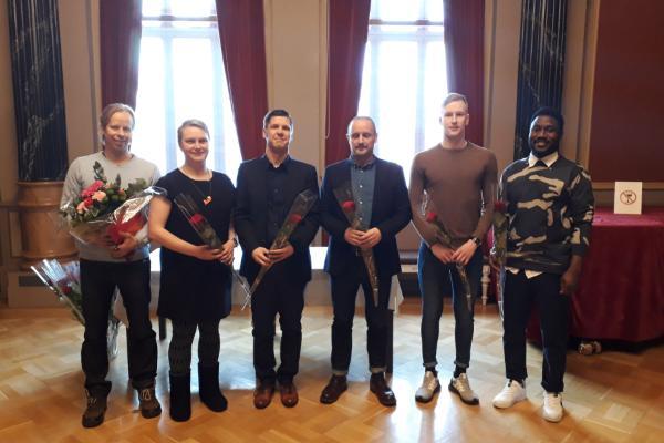 Lähirähinälle Oulun kaupungin tunnustuspalkinto