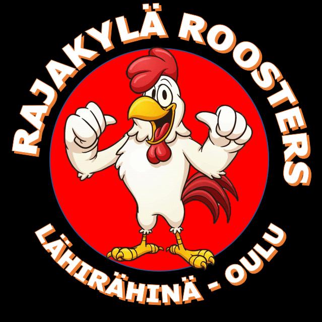 Tervetuloa mukaan Rajakylän Roosters!